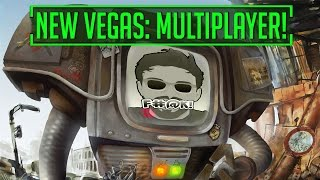 Fallout ONLINE! New Vegas Has MULTIPLAYER... And It's Awesome!