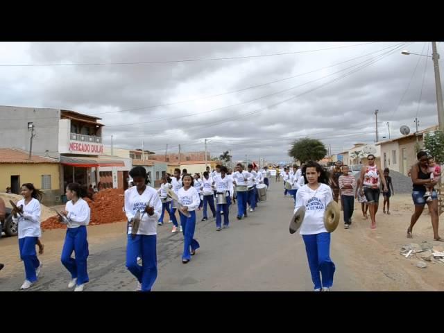 João Dourado: Desfile cívico de 7 de setembro. Parte 3