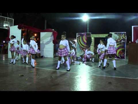 Baile en el CVN de Villa de Cura 18 12 2014