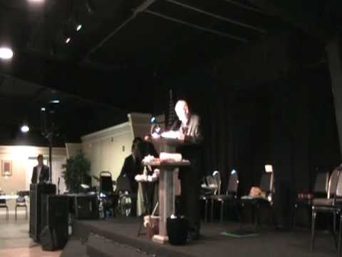 Brother David Terrell 2-25-11 famine is coming
