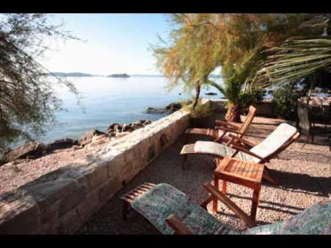 Croatian Villas - 4 bedroom Seaside Villa in Orebic, Sleeps 7. Croatia Holiday Beach House