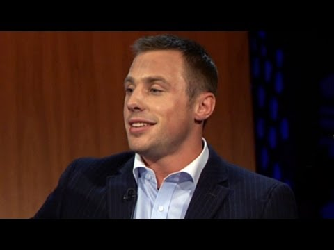 The reason for Tommy Bowe's high blood pressure | The Late Late Show | RTÉ One