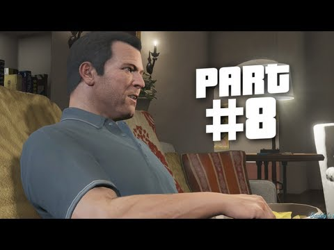 Grand Theft Auto 5 Gameplay Walkthrough Part 8 - Friend Request (GTA 5)