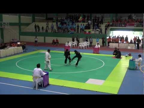 Pencak Silat 2012 World Tournament - Circle of Champions (Full Version)