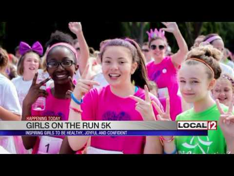 Organization teaches girls health, fitness and valuable life lessons