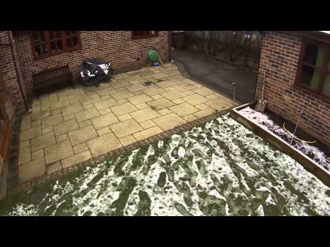 Turnigy H.A.L Quadcopter. With a GoPro HD Hero 3 White.