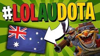 This Is Why Australia Sucks At DotA - Techies DotA 2 (KDA 20 6 13)