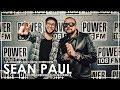 "Sean Paul on ""Contra La Pared"", Working w/ Bad Bunny, J .Balvin & More"