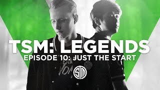 TSM: LEGENDS - Season 5 Episode 10 - Just the Start