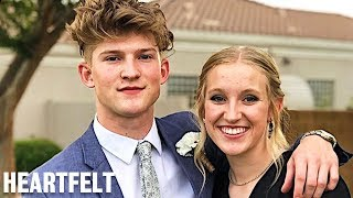 BROTHER TAKES HIS SISTER TO PROM