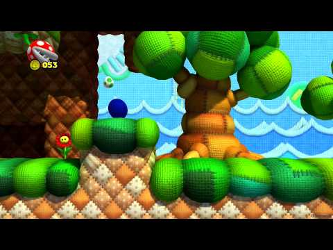 Sonic Lost World ~ Wii U [Part 9 ~ DLC 02: Yoshi's Island Zone]