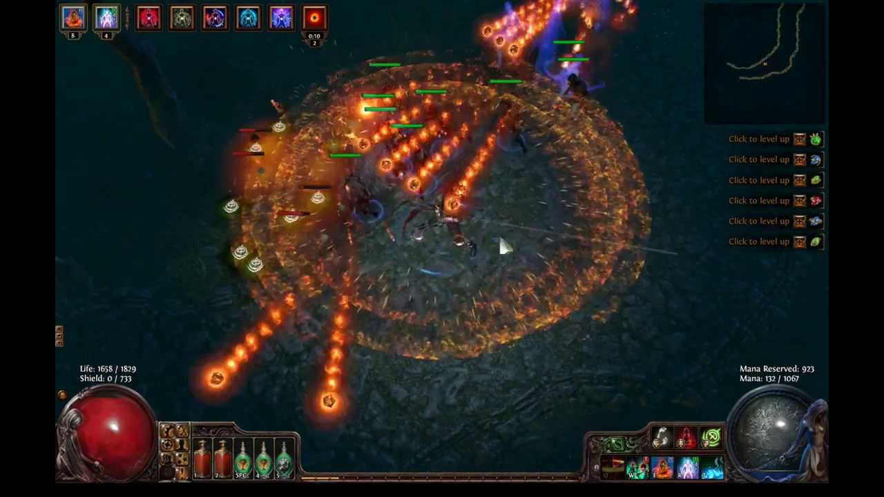 Build Summoner Path Of Exile