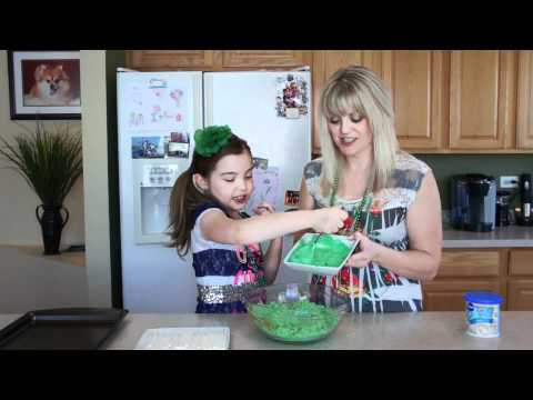 How to Make St. Patrick's Day Cake Pops