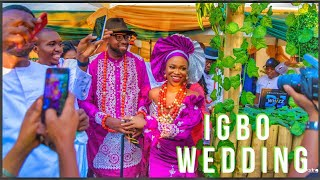 This is HOW Eastern NIGERIANS GET MARRIED | IGBO Traditional Wedding | Igbankwu