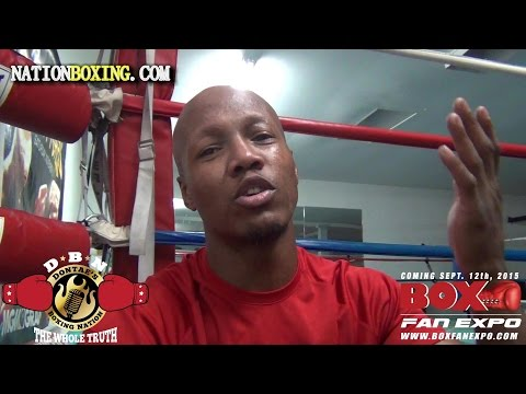 ZAB JUDAH ON WHY GOLOVKIN WANTS WARD AT 164 & MAYWEATHER-GOLOVKIN