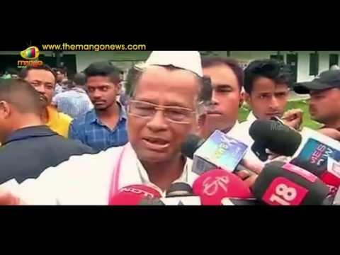 Assam Assembly Elections | CM Tarun Gogoi Casts His Vote at the Jorhat | Mango News