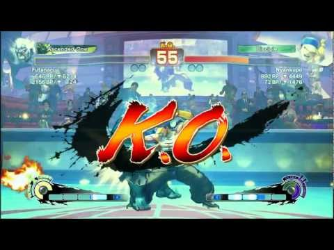 [ssfiv: Ae] Futanari (oni) Vs. Kasperofny As Nyankupo (yun) video