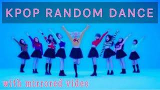 Download Lagu Kpop Random Dance (with mirrored video) Gratis STAFABAND