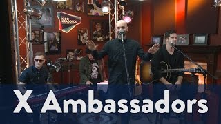 X Ambassadors Talk About Forming the Band | KiddNation 1/4