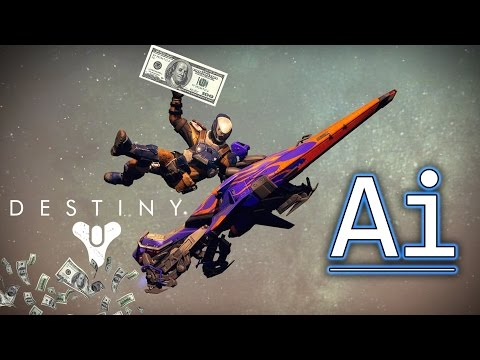 New Destiny Hoverbike Does Tricks and is Sexy Fast