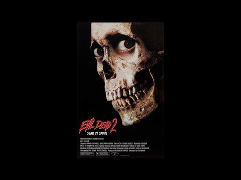 Evil Dead 2 - Movie Trailer (1987)