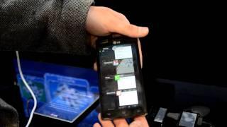 Лучший смартфон от LG - Optimus 4X HD. Обзор от Droider.ru [MWC 2012]