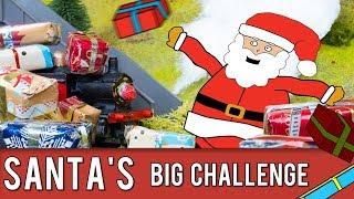 Santa's Big Challenge