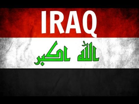 ♫ Iraq National Anthem ♫