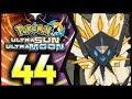 Pokemon Ultra Sun and Moon: Part 44 - Necrozma Vs Solgaleo! [100% Walkthrough]