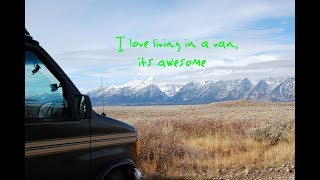 I love living in a van, its awesome - Film 4