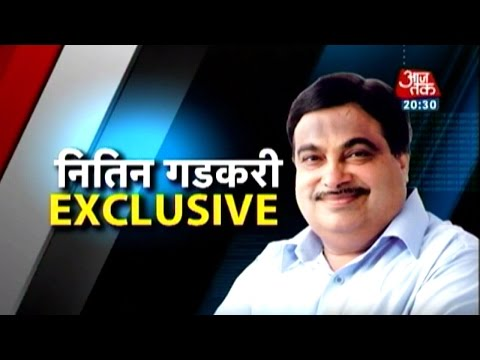 Exclusive interview with Nitin Gadkari