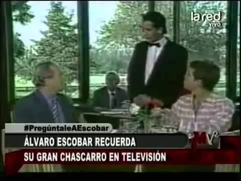Álvaro Escobar nos trae su