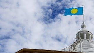 22nd Independence Day Celebration Ceremony  - Republic of Palau