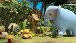 True Friends Aesop Fable | 3D English Nursery Moral Story for Children | Classteacher Learning