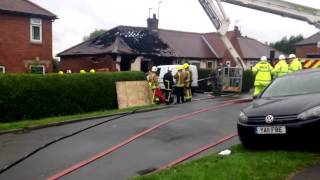Tingley Bungalow Fire, The Crescent