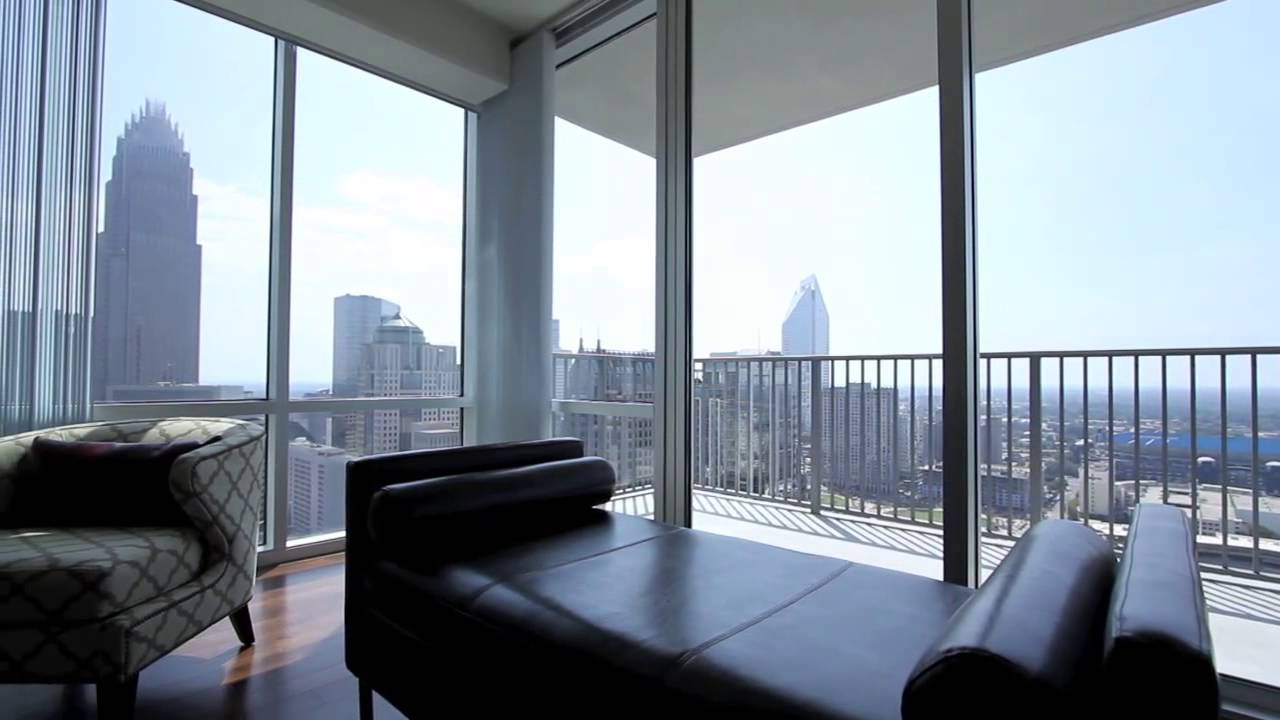 The VUE Charlotte on 5th Apartments - Virtual Tour - YouTube