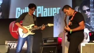 Steve Vai & Patrick Souza