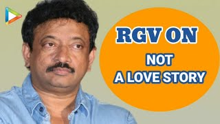 BHHOOoo.! - Ram Gopal Varma on Not A Love Story - Bollywood Hungama Exclusive Interview