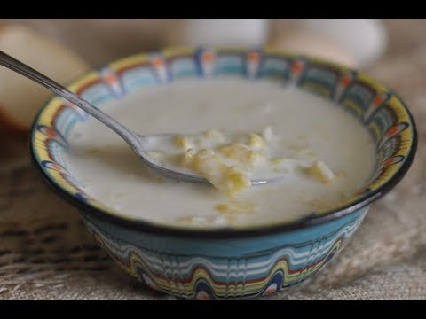 "#суп  #рецепты  Суп ""затирка"" по-белорусски/Молочный суп/Рецепт простого супа."