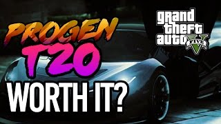 GTA V: PROGEN T20 - THE ZENTORNO KILLER! IS IT WORTH $2.2 MILLION? FIND OUT!