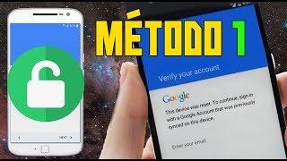 Como pular/desativar Verificação de Conta Google FRP em QUALQUER APARELHO [Método 1]