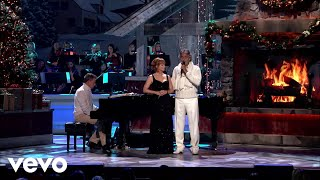Watch Andrea Bocelli Blue Christmas video