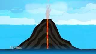 Birth of an Atoll