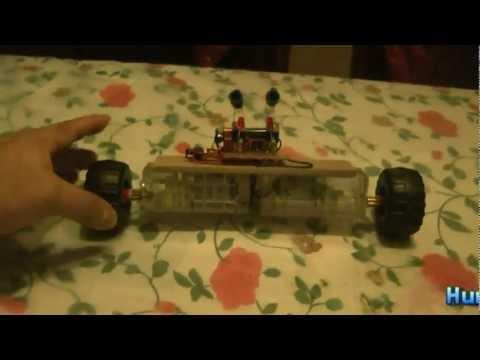 Robot Seguidor de Luz - Construccion Paso a Paso - Parte2 Final
