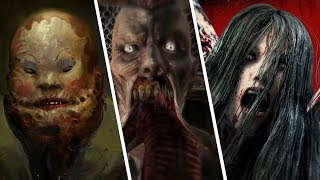 20 Creepy Bosses in Horror Games