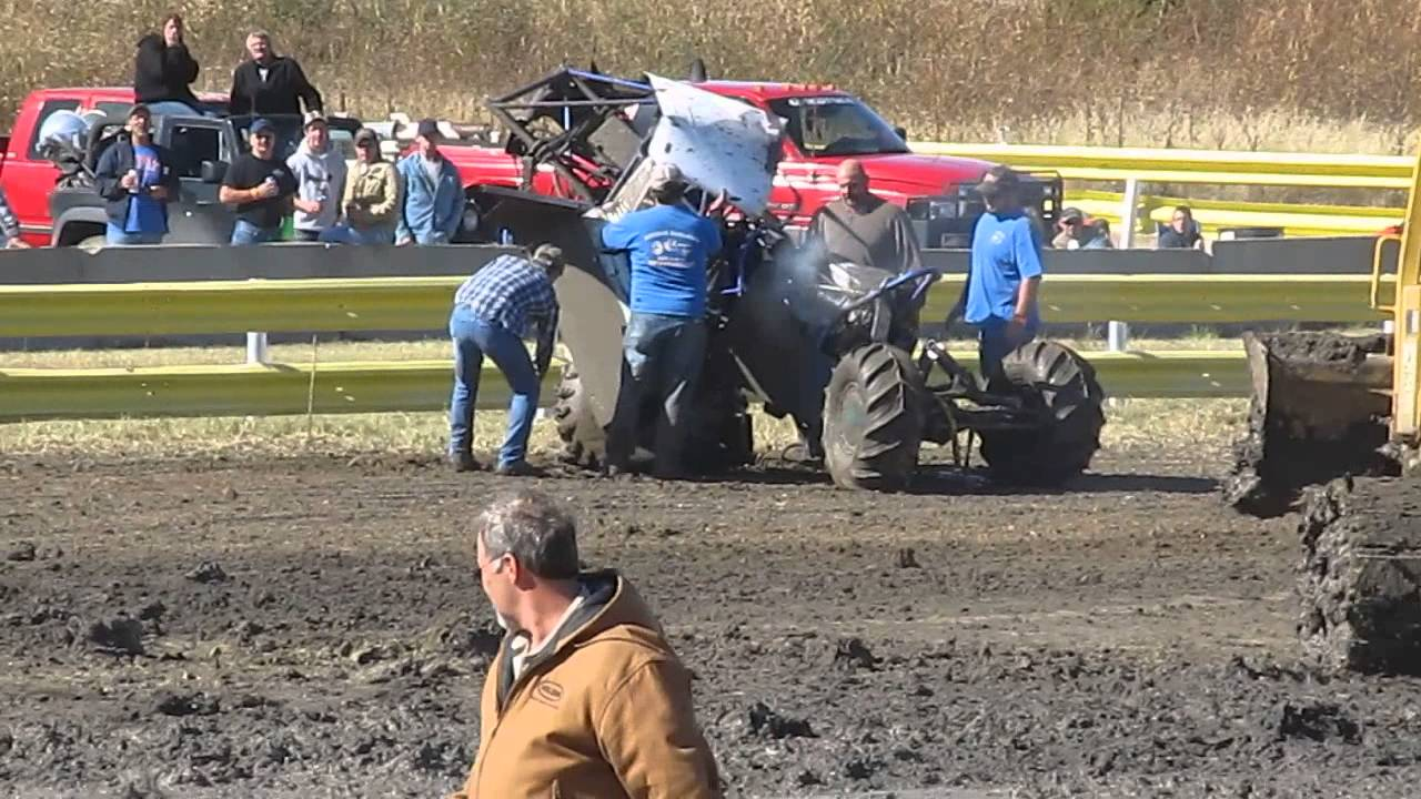 Watch This Truck Get Shredded In The Mud