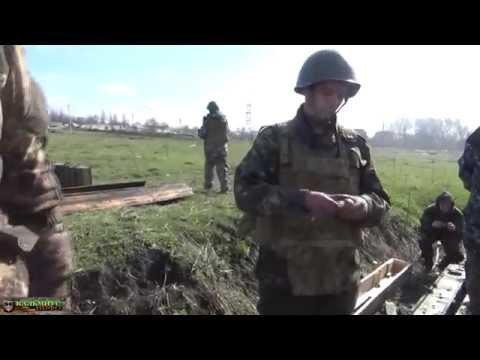 Новости от Ватника: учения метание гранат