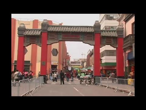 El barrio Chino - Lima - Perú