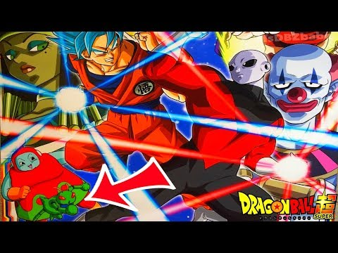 DAMON LE GUERRIER INVISIBLE DE L'UNIVERS 4 ! DRAGON BALL SUPER SPOILERS ! (TOURNOI DBS) - PLT#133