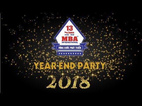 TẤT NIÊN MBA 2018